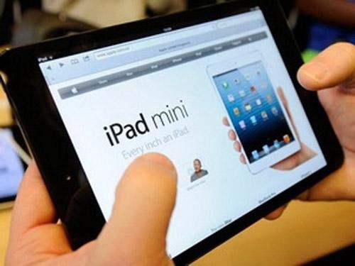 Samsung bắt đầu kiện iPad Mini - 1