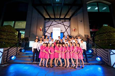"""Phong cách """"Gangnam Style"""" của The Rooftop - 2"""