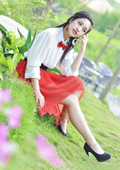 Nàng thơ xinh đẹp của Miss Teen 2012 - 6