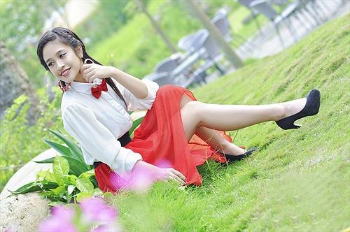 Nàng thơ xinh đẹp của Miss Teen 2012 - 3