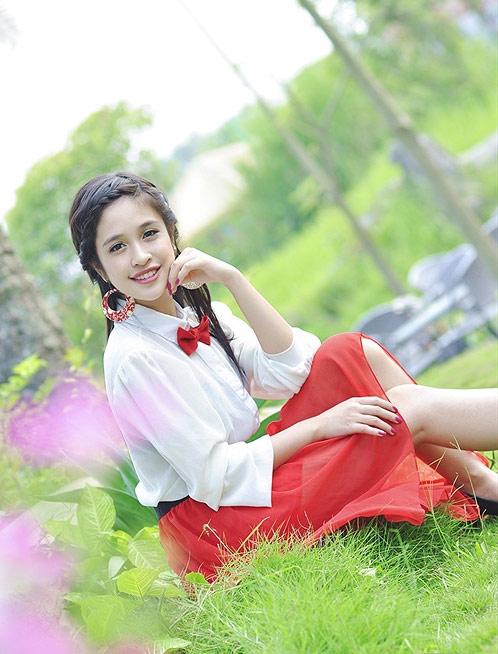 Nàng thơ xinh đẹp của Miss Teen 2012 - 2