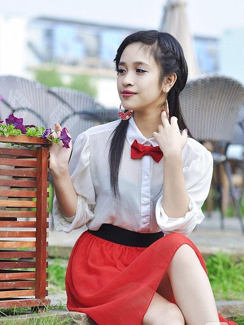 Nàng thơ xinh đẹp của Miss Teen 2012 - 4