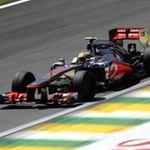 Thể thao - F1 - Đua thử Brazilian GP: Hamilton lạc quan