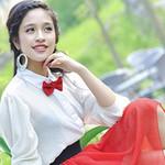 Bạn trẻ - Cuộc sống - Nàng thơ xinh đẹp của Miss Teen 2012