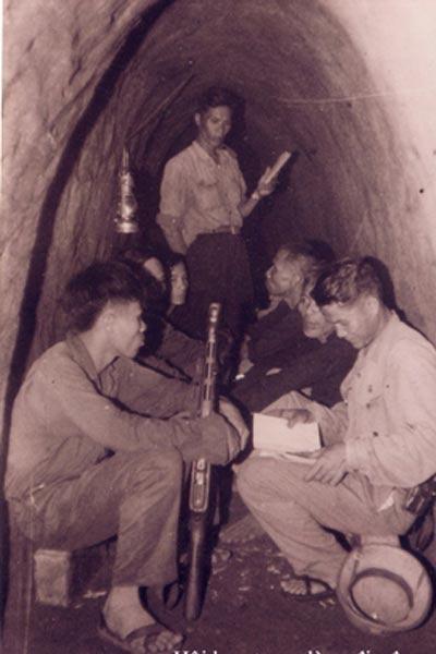 Các địa đạo nổi tiếng của Việt Nam - 11