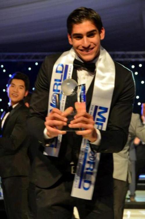 Mỹ nam Colombia đăng quang Mr. World - 1