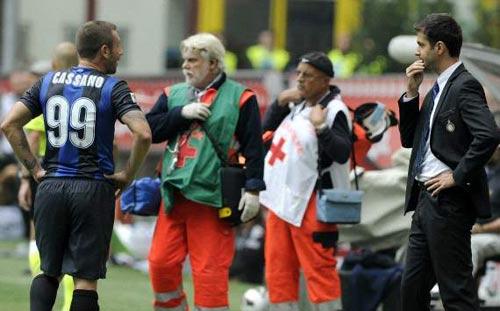 Parma – Inter: Tương lai không Sneijder - 2