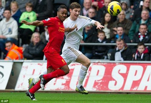 Swansea - Liverpool: Khó khăn - 1