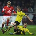 Bóng đá - Mainz 05 - Dortmund: Lội ngược dòng