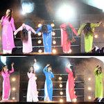Wonder Girls mặc áo dài hát Nobody