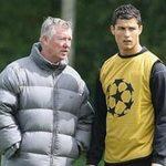 Bóng đá - HOT: Ronaldo tái ngộ Ferguson ở Manchester