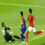 Bóng đá - Indonesia - Lào: Đánh rơi chiến thắng