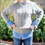 Thời trang - Biến áo len cũ thành áo len mới