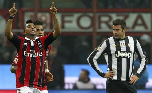Milan - Juve: Quả 11m tranh cãi - 1