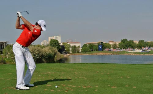 McIlroy vô địch DP World Tour Championship - 1