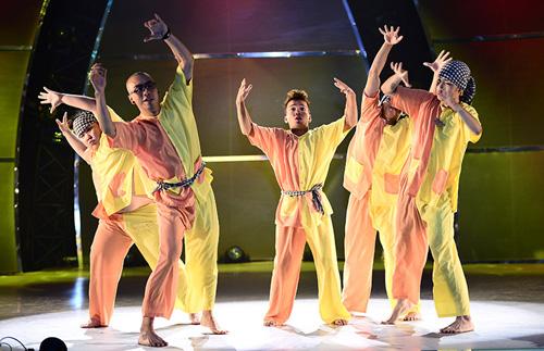 Xúc động với thí sinh Bước nhảy - 12