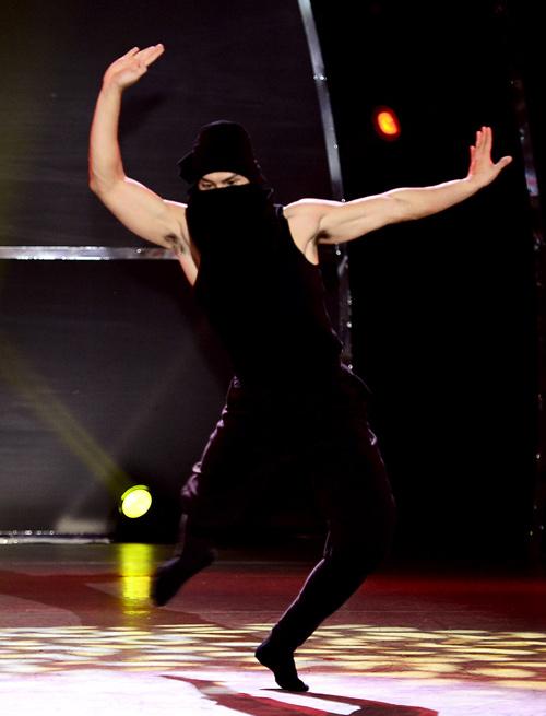Xúc động với thí sinh Bước nhảy - 3