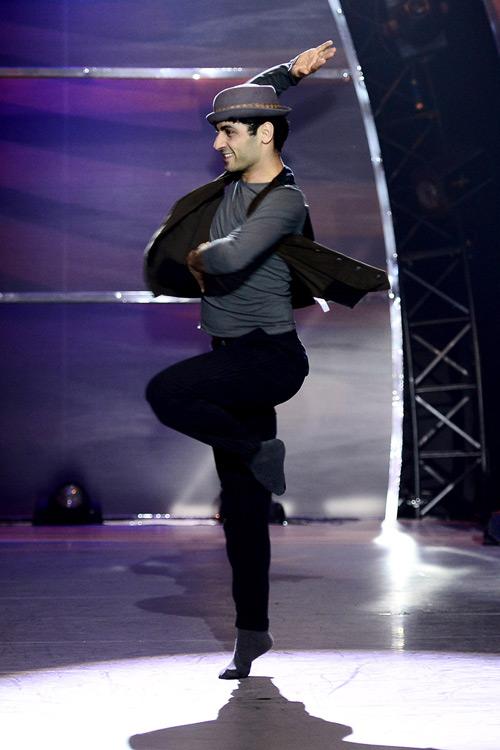 Xúc động với thí sinh Bước nhảy - 14
