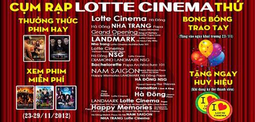Lotte Cinema Hà Đông: Thiên đường điện ảnh - 3