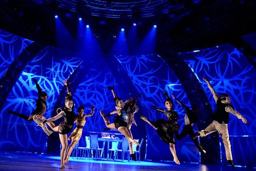 Xúc động với thí sinh Bước nhảy - 16
