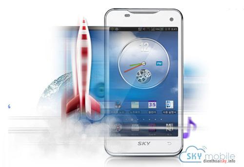 Điện thoại Sky đẳng cấp cuộc sống trong tay bạn - 5
