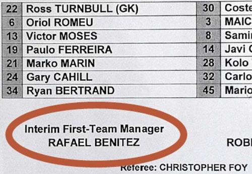 Chelsea: Benitez hơn gì Di Matteo? - 4