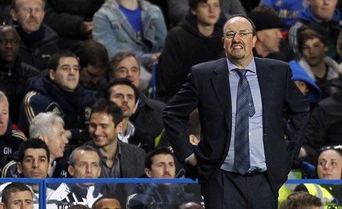 Chelsea: Benitez hơn gì Di Matteo? - 1