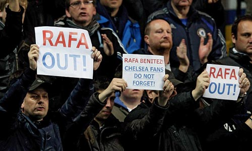 Chelsea: Benitez hơn gì Di Matteo? - 2