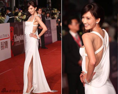 Người đẹp Việt mặc sexy áp đảo sao Cbiz - 5