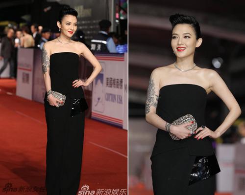 Người đẹp Việt mặc sexy áp đảo sao Cbiz - 10