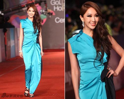 Người đẹp Việt mặc sexy áp đảo sao Cbiz - 15