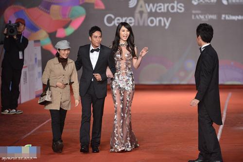 Người đẹp Việt mặc sexy áp đảo sao Cbiz - 3