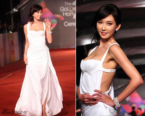 Người đẹp Việt mặc sexy áp đảo sao Cbiz - 6