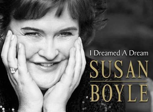 """""""Người đàn bà hát"""" Susan Boyle lên phim - 2"""