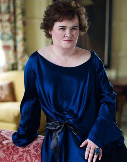 """""""Người đàn bà hát"""" Susan Boyle lên phim - 3"""