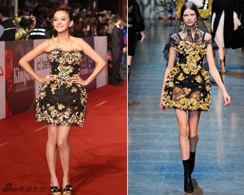 Người đẹp Việt mặc sexy áp đảo sao Cbiz - 16
