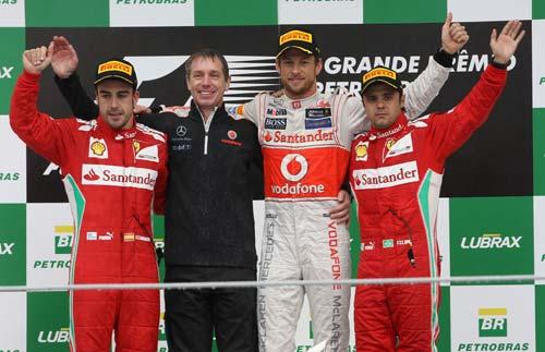 F1: Vettel đi vào lịch sử - 1