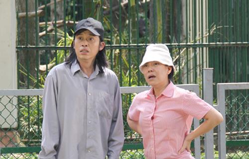 """Hà Tăng """"so găng"""" với Hoài Linh - 2"""