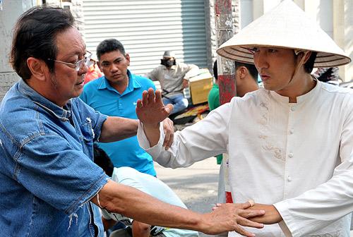 """Hà Tăng """"so găng"""" với Hoài Linh - 5"""