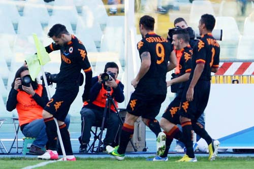 Serie A sau V14: Nhấn chìm Juve - 2
