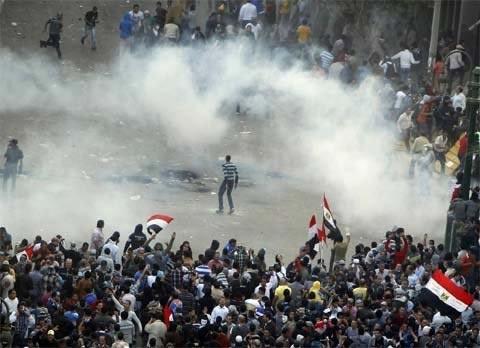 Ai Cập chìm trong hỗn loạn - 9