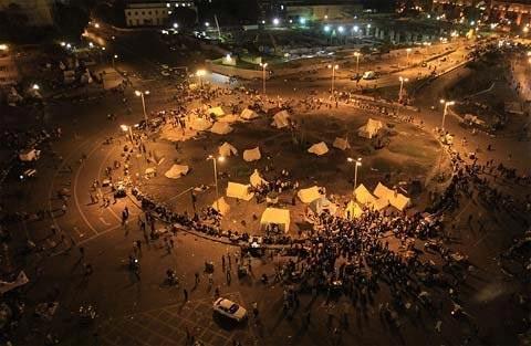 Ai Cập chìm trong hỗn loạn - 4