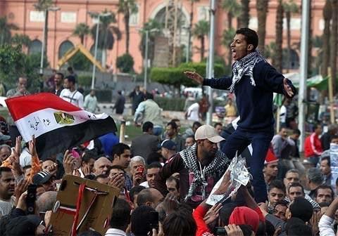 Ai Cập chìm trong hỗn loạn - 5
