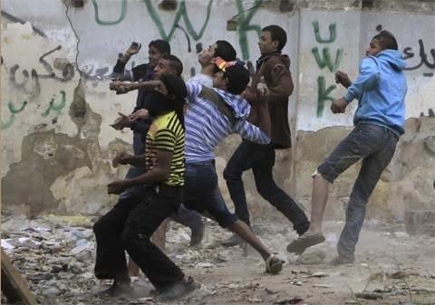 Ai Cập chìm trong hỗn loạn - 8