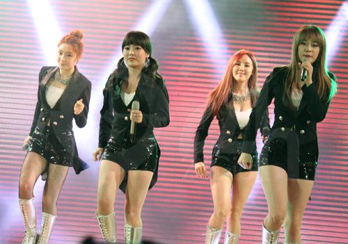 T-ara sẽ trở lại Hà Nội trong 3 ngày - 2