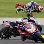 """Thể thao - Video: """"Đua"""" Moto GP không người lái"""