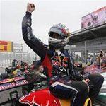 Thể thao - Video: Vettel ăn mừng chức VĐTG F1