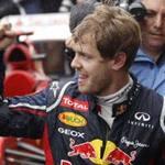 Thể thao - F1: Vettel đi vào lịch sử