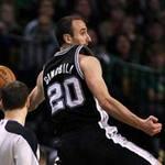 Thể thao - NBA: Pha đi bóng xỏ háng của Ginobili