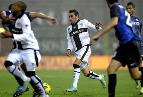 Parma - Inter: Đòn trừng phạt - 1